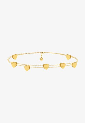 HERZ - Armbånd - gold