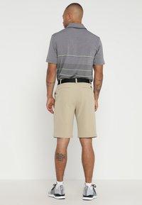 adidas Golf - SHORT - Träningsshorts - raw gold - 2