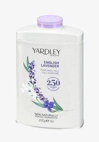Yardley London - TALCUM PUDER ENGLISCHER LAVENDEL 200 G  - Moisturiser - - - 0