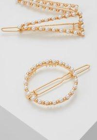 Pieces - Haaraccessoire - gold-coloured - 4