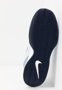Nike Performance - AIR MAX WILDCARD CLAY - Clay court tennis shoes - football grey/midnight navy - 4