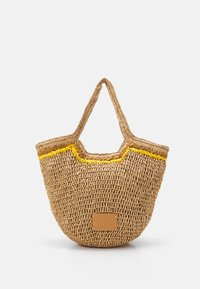RILEY  - Tote bag - camel