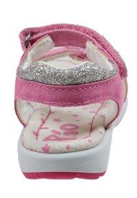 Pio - Walking sandals - pink - 1