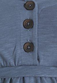MAMALICIOUS - MLREYSA LIA DRESS - Jersey dress - china blue - 2
