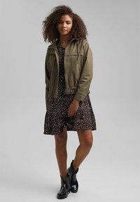 edc by Esprit - Summer jacket - khaki green - 1