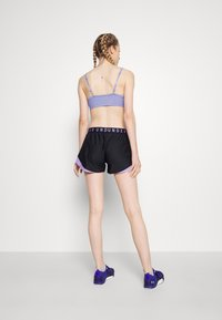 Under Armour - PLAY UP 3.0 GEO SHORT - Sports shorts - black - 2