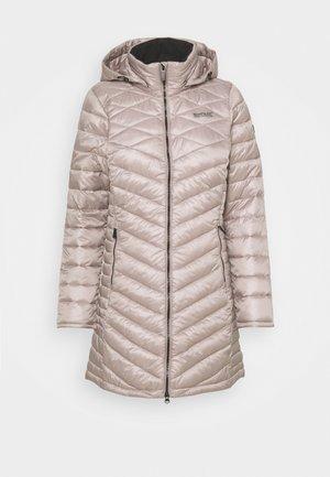 ANDEL - Zimní kabát - oatcake