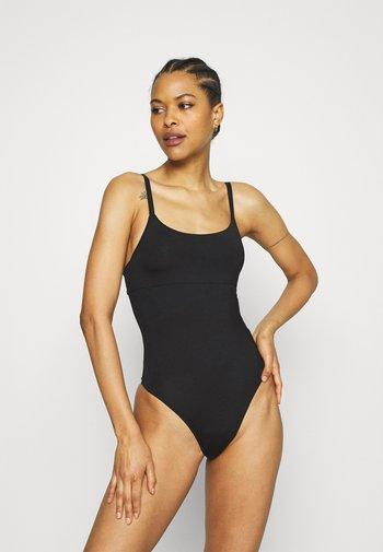 WOMEN 2ND SKIN - Body - black