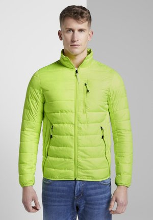 LIGHTWEIGHT PADDED JACKET - Winter jacket - neon green