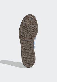 adidas Originals - SAMBA OG SHOES - Sneakers - white - 5