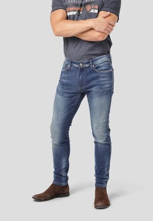Jeans Skinny Fit - royal blue used