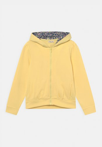 KID HOODY FULL ZIP - Zip-up sweatshirt - limelight