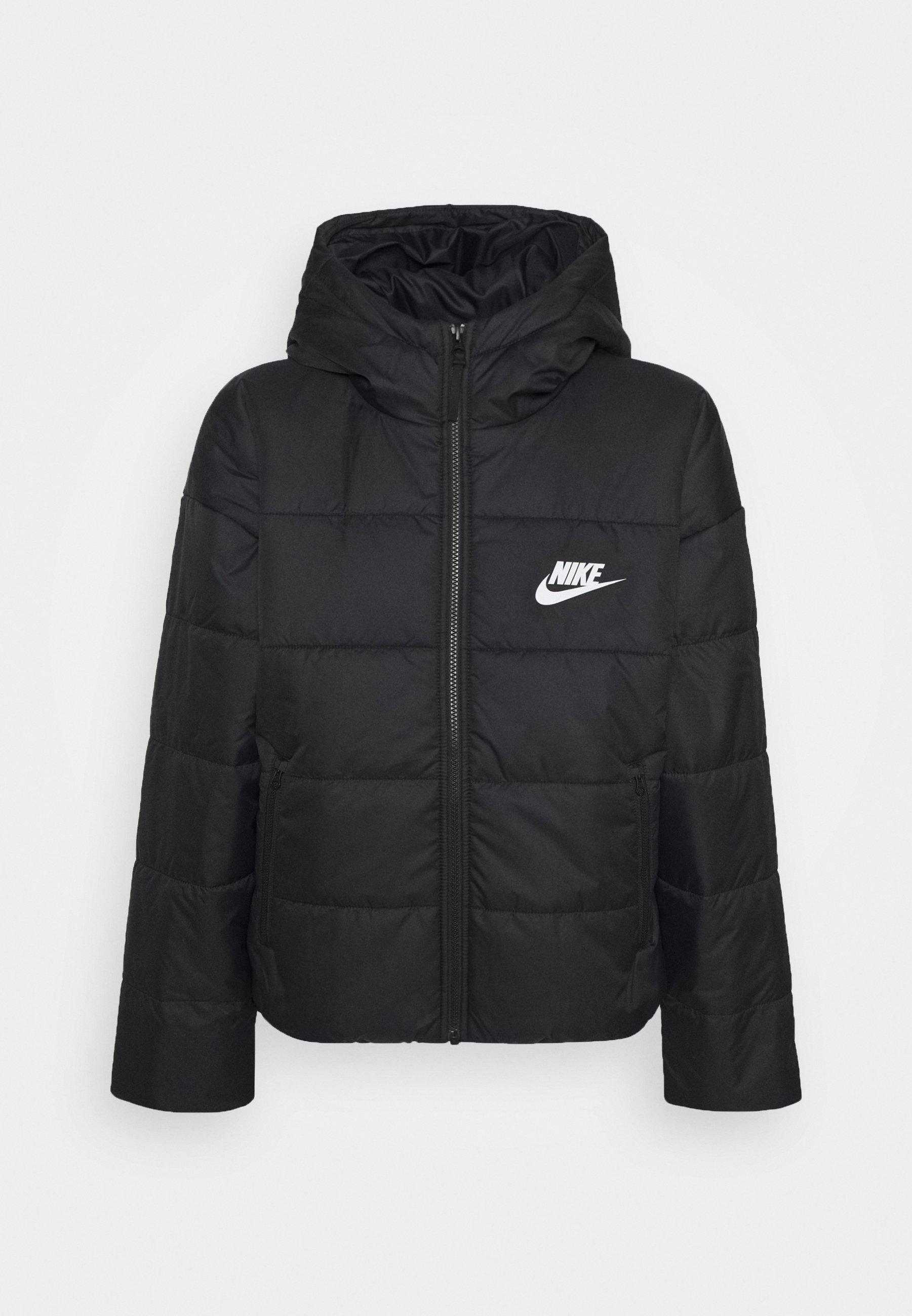 Nike Sportswear CORE Lett jakke blacksvart Zalando.no
