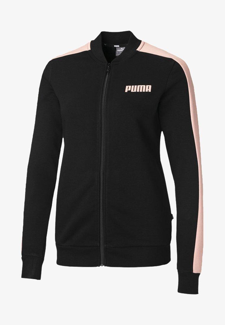 Puma - Hoodie met rits - puma black