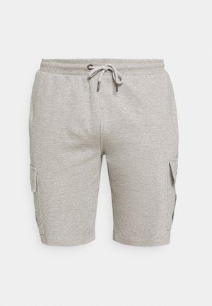 CARGO - Shorts - grey marl