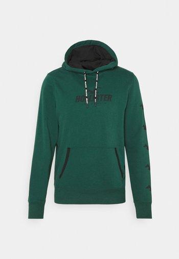 SPORT PRINT - Sweatshirt - dark green