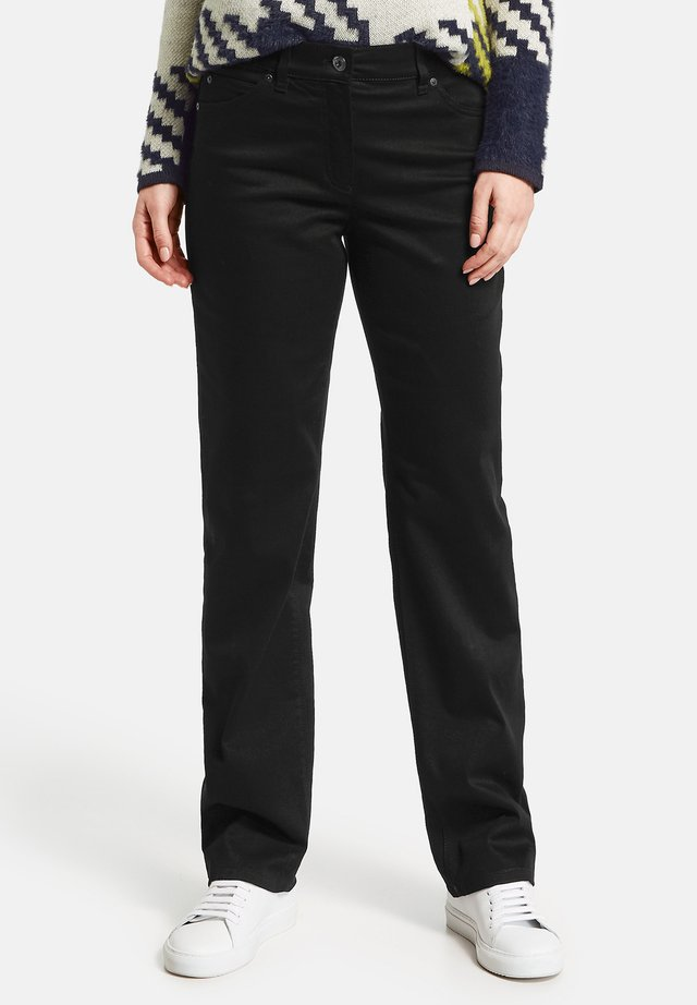 DANNY - Straight leg jeans - black