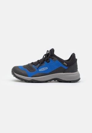 TEMPO FLEX WP - Hiking shoes - classic blue/drizzle