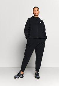 Nike Sportswear - Pantalones deportivos - black/black/white - 1