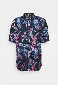 SIKSILK - HAWAII RESORT SHIRT - Shirt - black - 3