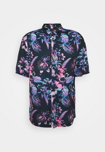 HAWAII RESORT SHIRT - Camicia - black