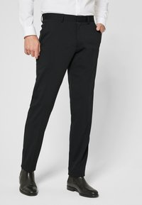 s.Oliver BLACK LABEL - Trousers - black - 3