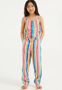 WE Fashion - Jumpsuit - multi-coloured - 0