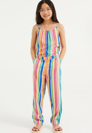 Jumpsuit - multi-coloured