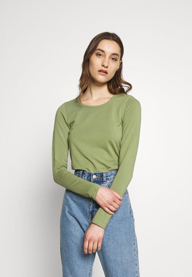 KALIA - Long sleeved top - garden green