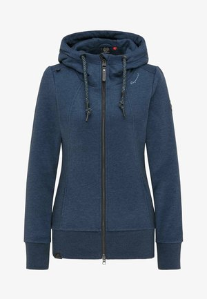 LIBRIA PROTECT - Zip-up hoodie - navy
