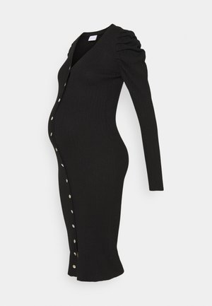 MLMARTHE LIA DRESS - Jumper dress - black