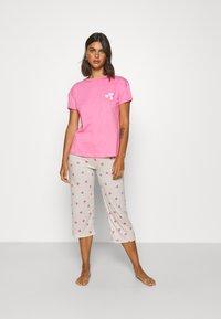 Marks & Spencer London - HEART  - Pijama - pink mix - 0