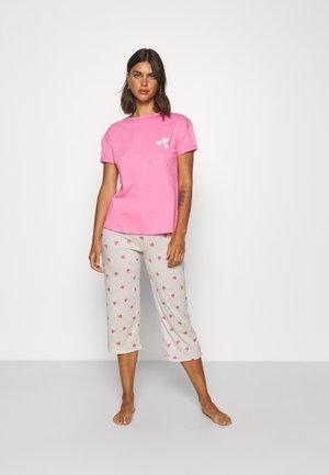 HEART  - Pijama - pink mix