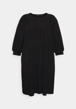 VMBOLETTA SHORT DRESS - Jumper dress - black