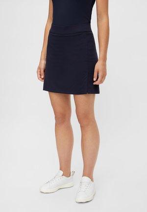 Mini skirt - royal blue