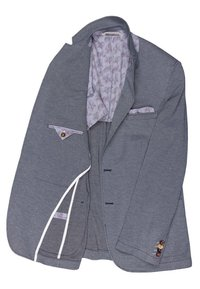 Carl Gross - SAKKO FINLEY  - Blazer jacket - blue - 3