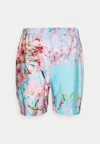 9N1M SENSE - SPECIAL PIECES UNISEX - Shorts - blue/pink - 1