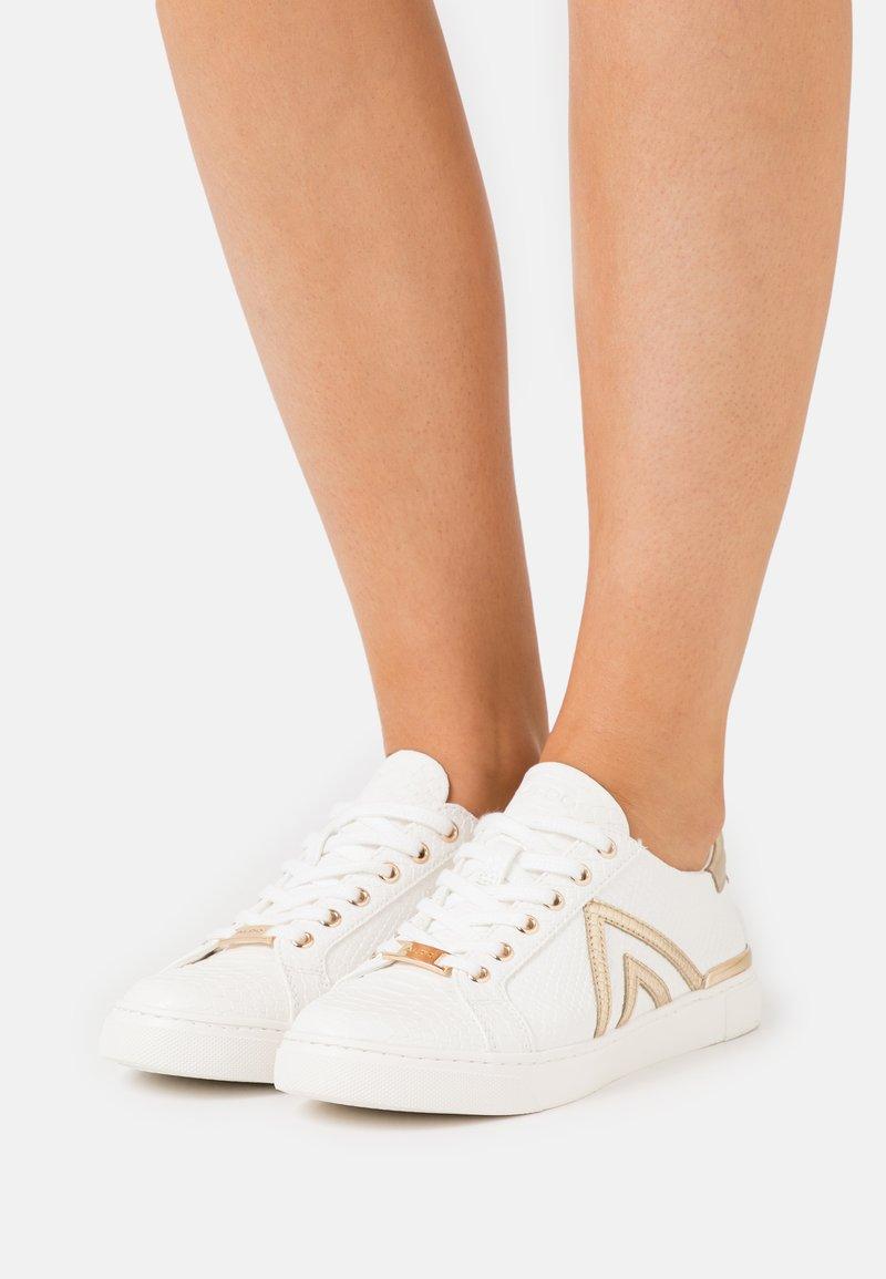 ALDO - FRAN - Sneaker low - gold