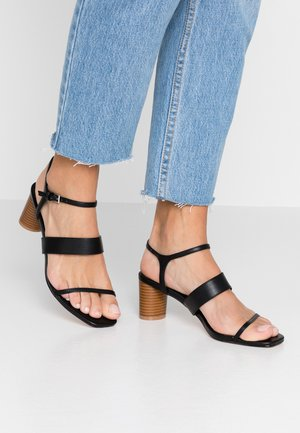 DITA STRAP  - Sandals - black