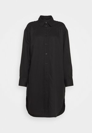 VIV DRESS - Skjortekjole - black