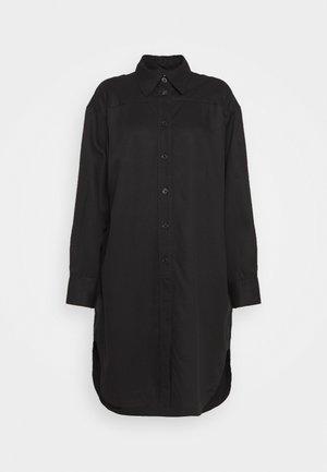 VIV DRESS - Košilové šaty - black