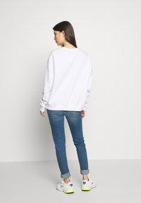 Even&Odd - BASIC - Crew Neck - Sweatshirt - white - 2