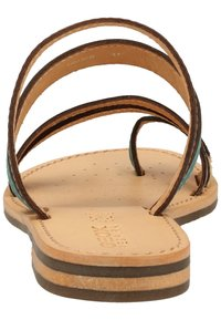 Geox - Sandals - turquoise/brown - 3