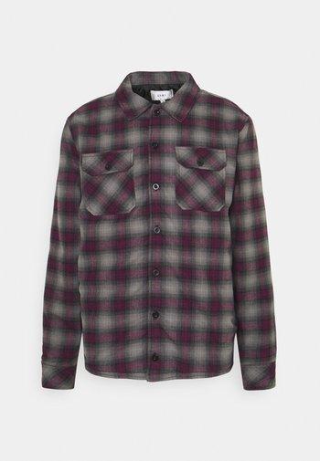 YOGA FIRE PADDED LONG SLEEVE UNISEX - Light jacket - black