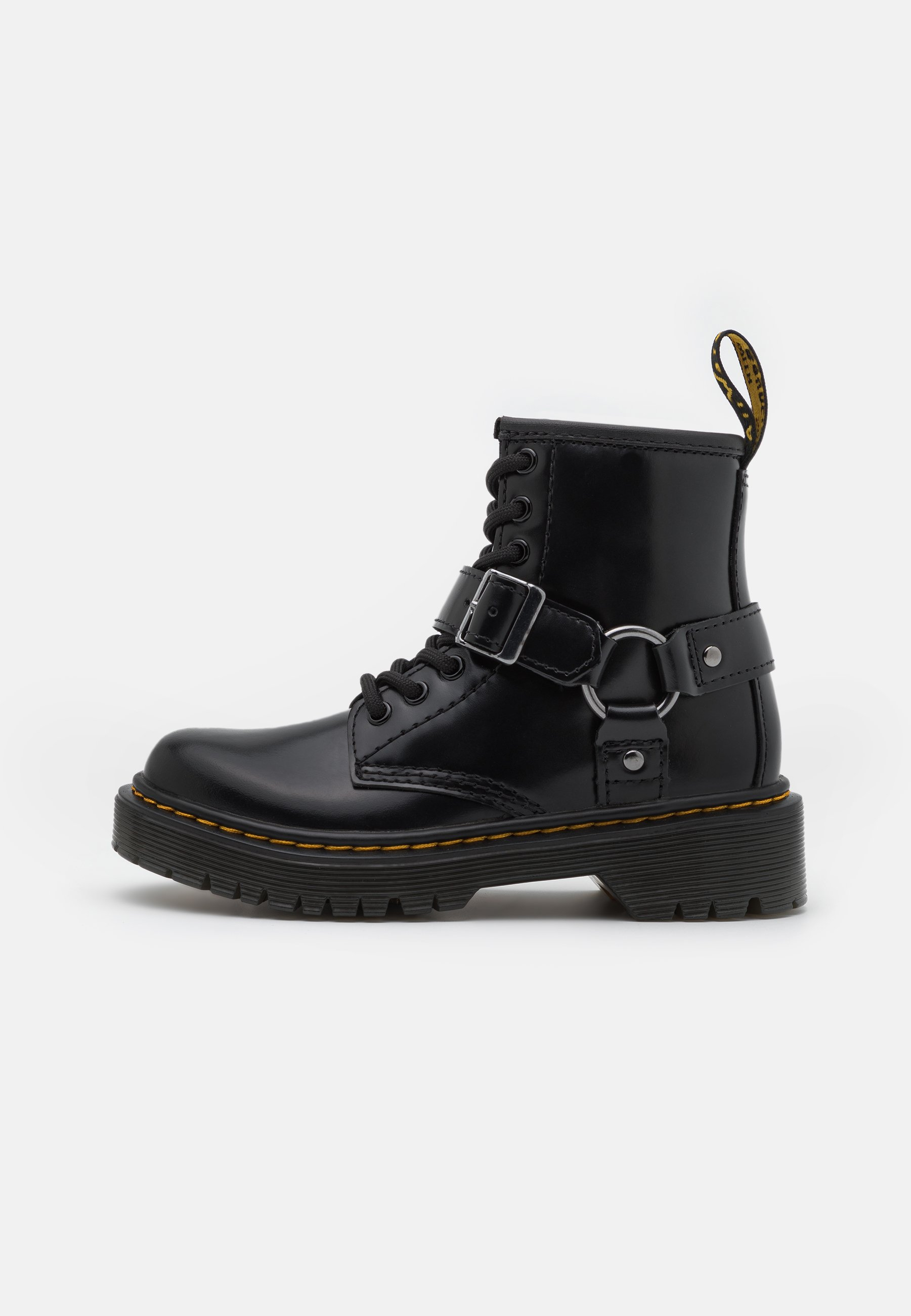 Kids 1460 HARNESS UNISEX - Lace-up ankle boots
