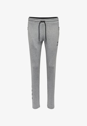 HMLCLIO - Trainingsbroek - grey melange