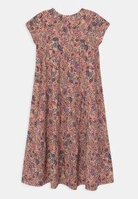 IKKS - Shirt dress - rose poudré imprimé - 1