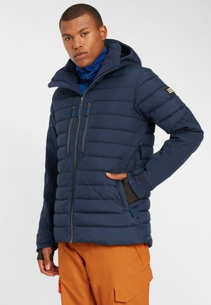 IGNEOUS  - Snowboard jacket - ink blue