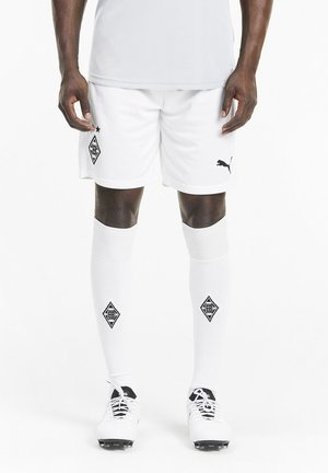 Urheilushortsit - white