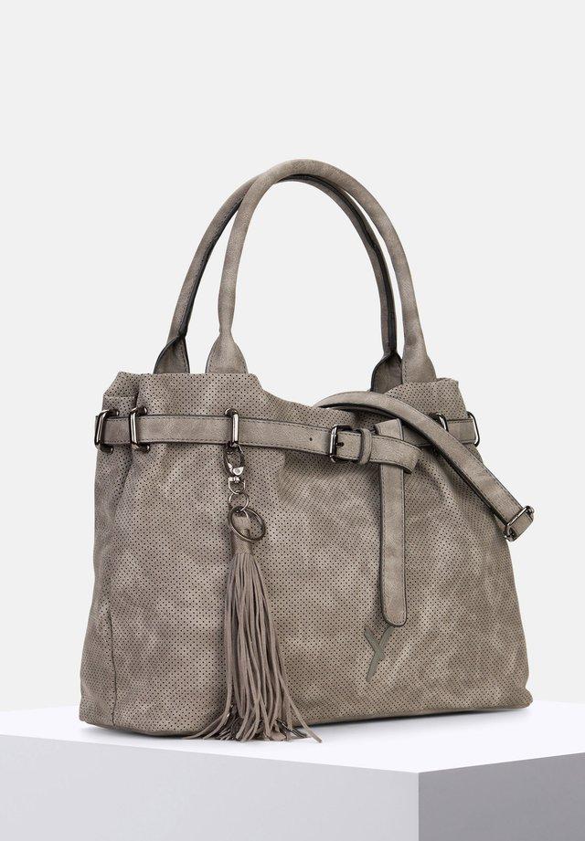 ROMY BASIC - Handbag - grey
